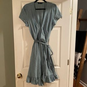 Polo Ralph Lauren wrap dress